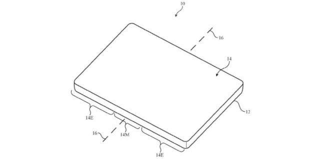 Apple Katlanabilir Ekran