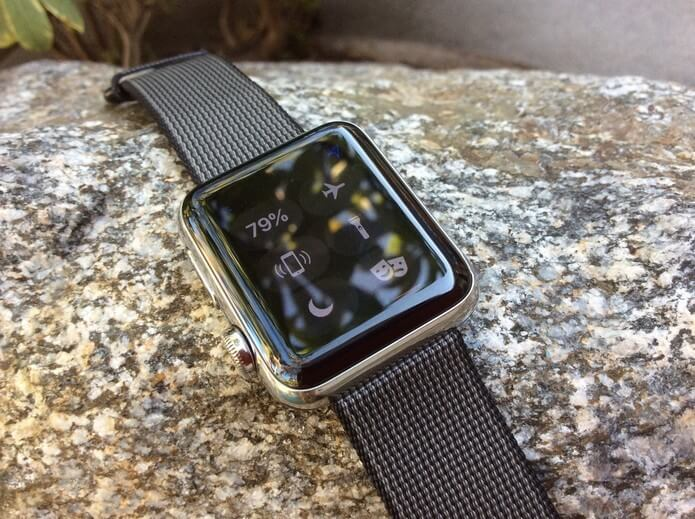 Apple Watch hotspota baglanir