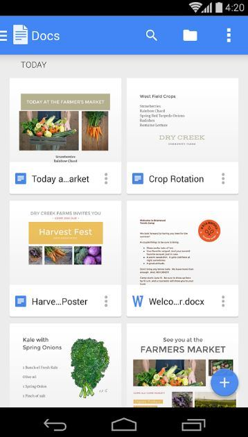 Google Dokumanlar