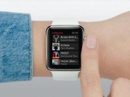 apple watch muzik oynatma