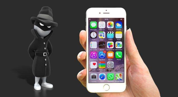 baska birinin iPhone mesajlarini okuma