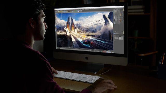 iMac Pro A10 Fusion