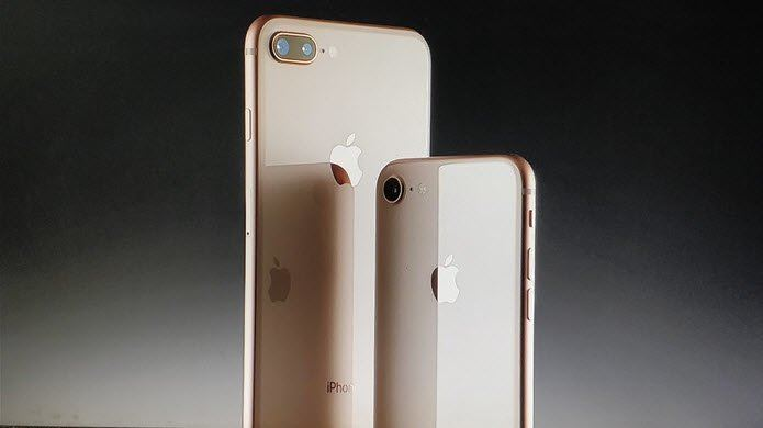 iPhone 8 ve iPhone 8 Plus