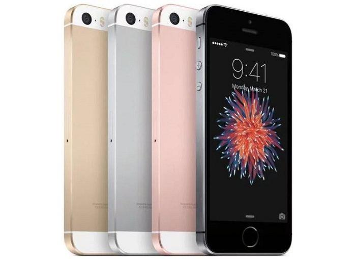 iPhone SE 2 tasarim
