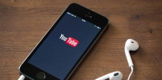 iPhone X YouTube