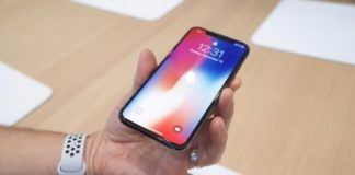 iPhone X zil sesi