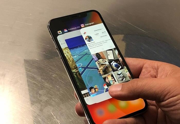 iphone x hizlandirma