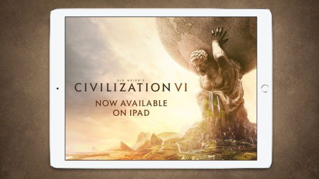 Civilization VI iPad