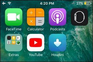 Houdini-app