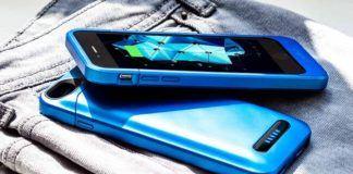 PhoneSuit Elite 7 Pro iPhone 7 bataryali kilif