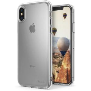 Ringke Air iPhone X seffaf klif