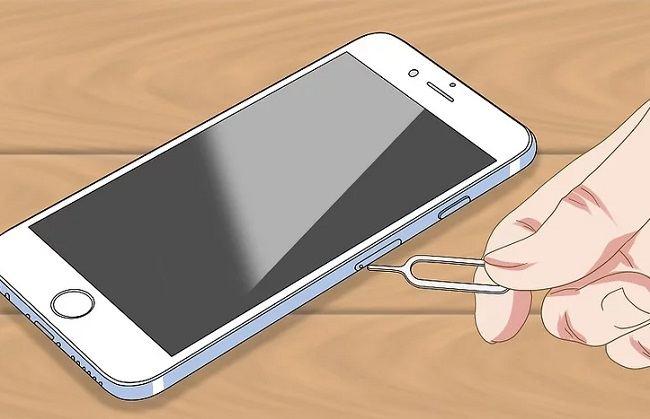 iPhone 5-6-7 SIM kart nasil cikartilir
