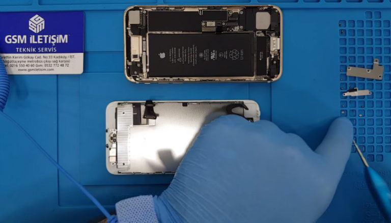 iPhone Ön/Arka Kamera Değişimi