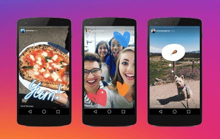 15 saniyeden uzun instagram hikayesi paylasma