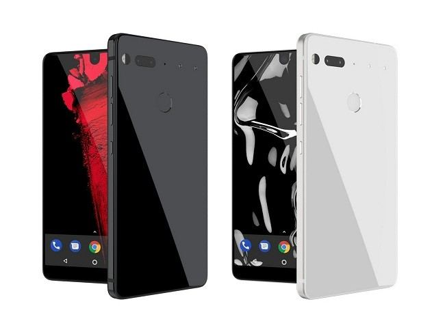 Essential Phone ozellikleri