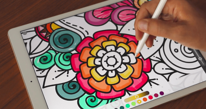 Mindful Coloring