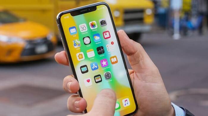 iPhone X ve iPhone 8 ve 8 Plus Sarı Ekran Sorunu