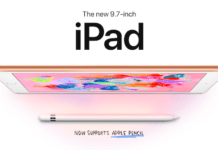 9.7 İnç iPad (2018)