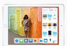 9.7 inç iPad Ekran