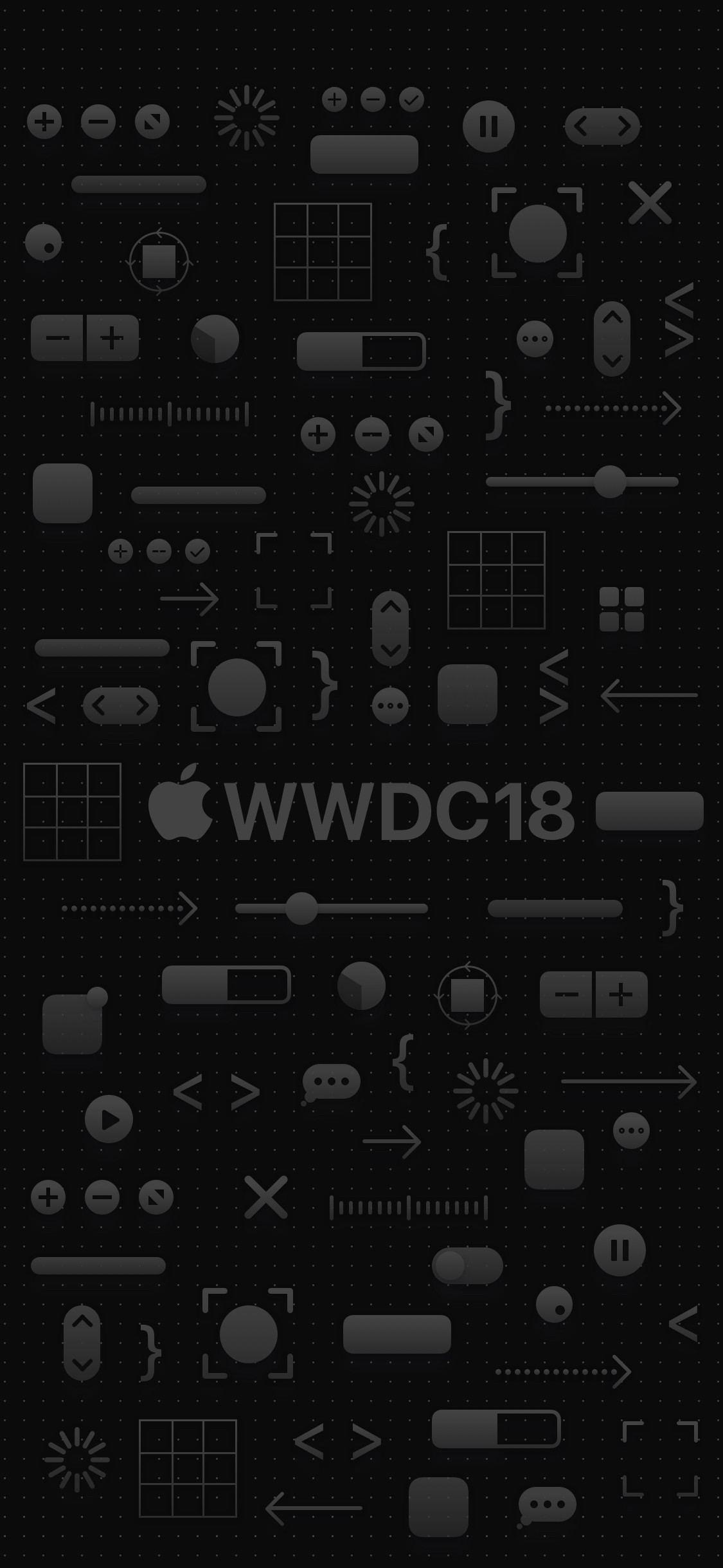 WWDC 2018 iPhone X