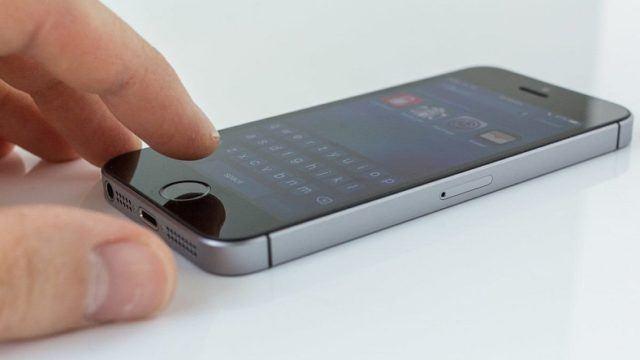 temassız ekran iPhone