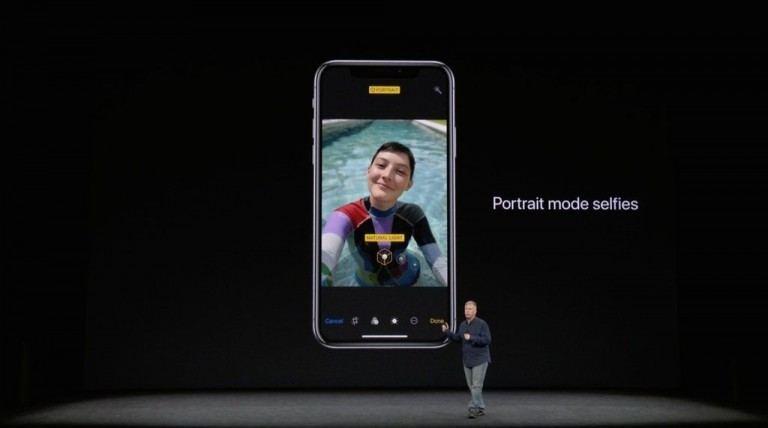 iPhone X Portrait Lighting Mod için Yeni Video