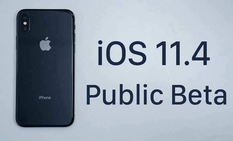 iOS 11.4 Beta 3