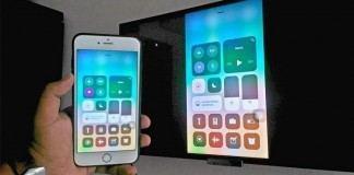iphone tv ekran yansıtma