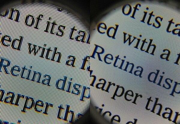 Retina ekran, Süper retina ekran nedir?