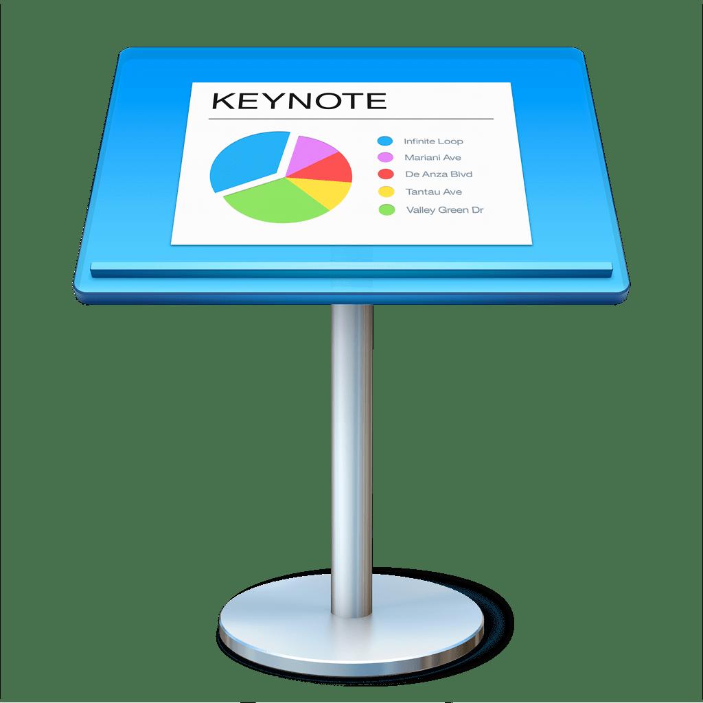 Keynote 4.1