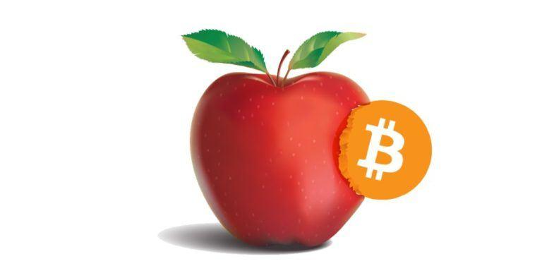 Apple Kripto Para için Fişi Çekti