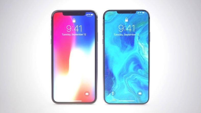 6.1 İnçlik iPhone