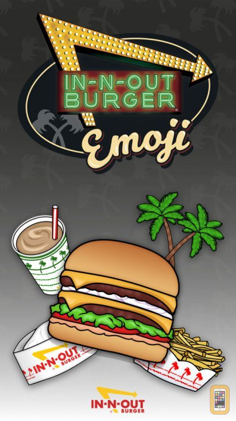 In-N-Out Emoji
