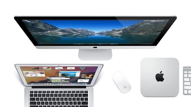 Mac Mini ve MacBook Air