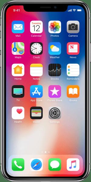 iPhone X ile Galaxy Note 9