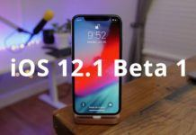 iOS 12.1 Public Beta