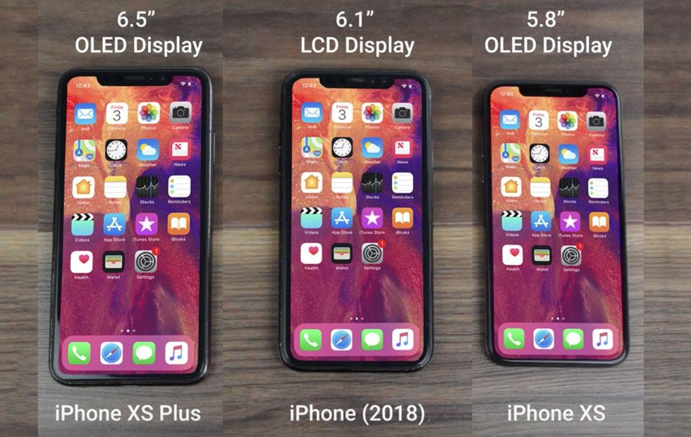 iPhone XS ve XS Plus
