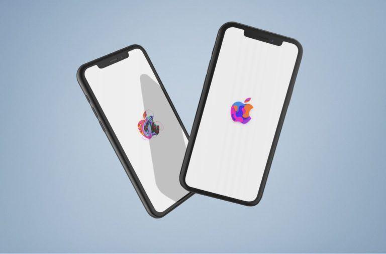 2018 iPad Pro Etkinliği Özel Duvar Kağıtları