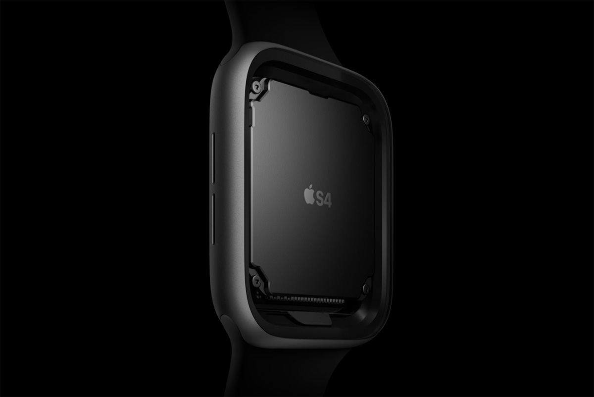 Apple Watch 4 ile Apple Watch 3
