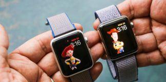 Apple Watch 4 ve Apple Watch 3