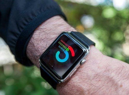 Apple Watch egzersiz metrikleri özelleştirme