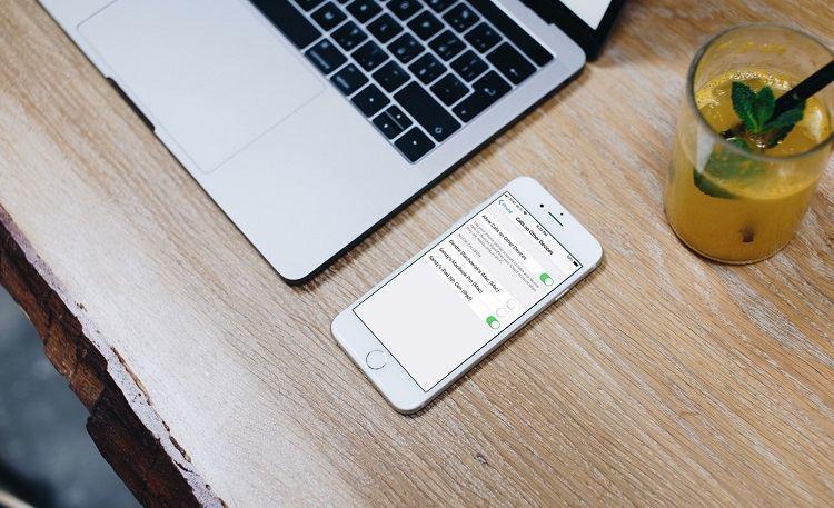 iPhone'a Gelen Aramaları iPad veya Mac'ten Cevaplama