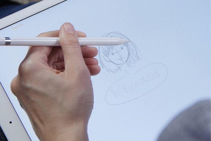 iPad ve Apple Pencil ile Çizim