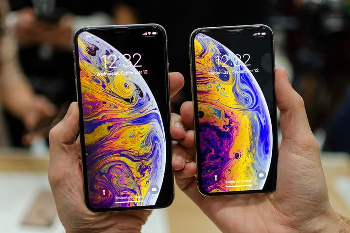 iPhone Xs ve iPhone Xs Max
