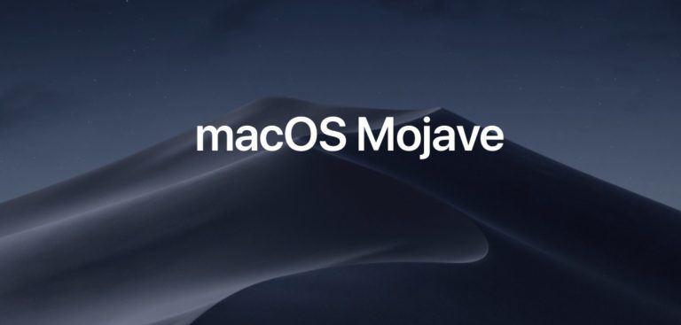 macOS Mojave Sürümünde Güncellemeler Nasıl Kontrol Edilir?