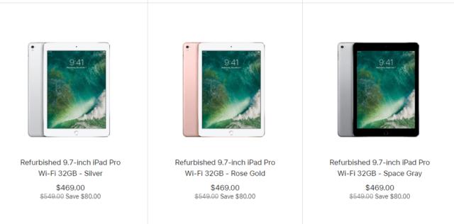 9.7 inçlik iPad