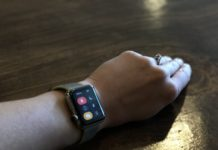 Apple Watch için sessiz mod