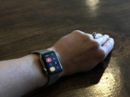 Apple Watch için sessiz mod