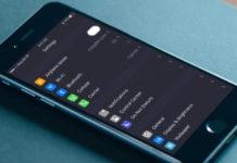 iPhone Gece Modu
