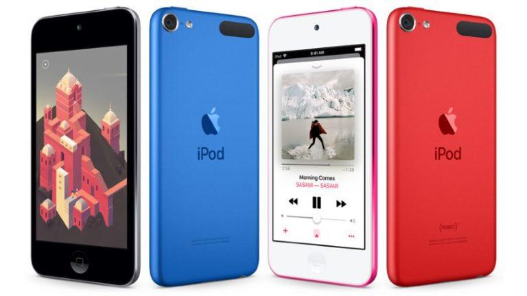 Yeni iPod Touch Tanıtıldı – Özellikleri ve Fiyatı